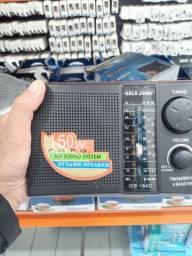 Rádio modelo antigo AM FM