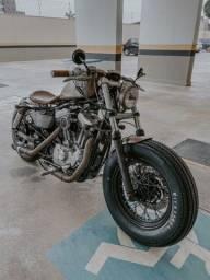 Harley 883 Customizada