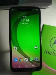 Moto G7 Edição Especial - Ótimo e Completo - Entrego - Aceito Cartão