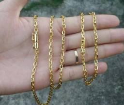 Vendo cordão de ouro 18k