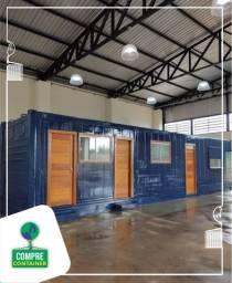 Sua Empresa em Container 60m²