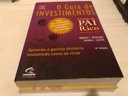 Livro - O guia de investimentos - Pai Rico