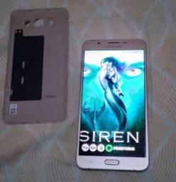 "VENDO Samsung Galaxy J7 Metal, Tela 5.5"",16GB, 4G, Câmera 13MP.<br>"