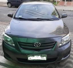 Toyota -Corolla, 1.8 flex automatico cinza escuro em ótimo estado, 2º dona