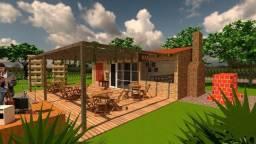 Alugo para ponto comercial ou residencial Chacrinha em Piraquara com 5 mil m²