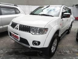 Mitsubishi / Pajero Dakar Blindada V6 Flex 2012 Branca