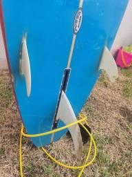 Prancha LONG surf completa + capa