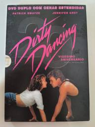 DvD Dirty Dancing com cenas estendidas.