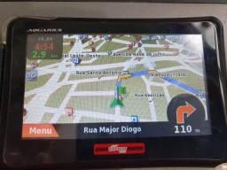 GPS 3D Quatro Rodas