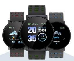 Smart Watch 119Plus Bluetooth (aceito cartão)