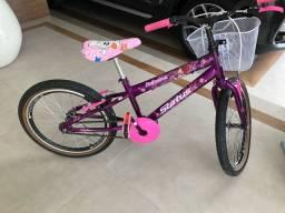 Bicicleta Menina Excelente Estado