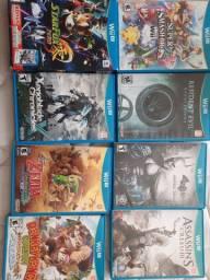 Coleção jogos Wii U - originais