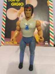 Boneco Rambo com camisa ( Glasslite )
