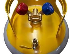 Tanque Recolhedor/ Reciclador Refrigerante 22,6kg Vulkan