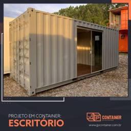 Containers para depósito/guarita campo e indústria