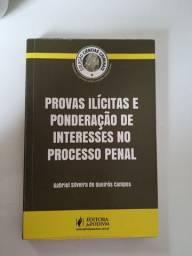 Provas ilícitas- processo penal - Jurídico