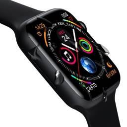 Relógio inteligente Smartwatch Iwo Pro W26 Tela Infinita 44mm