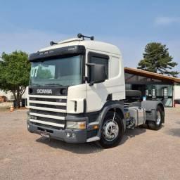 Scania P310 Único dono Cavalo Toco 4x2 ano 2007