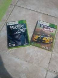 Call of dulty ghosts , Forza Horizon ambos são originais