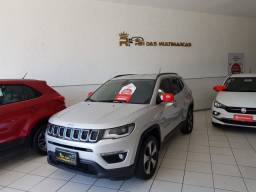 Jeep Compass Longitude F Prata 2.0 - 2017