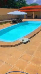 Casas com piscina no jorro