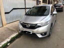 Honda Fit Ex 2016, completo + GNV - CONSIGO FINANCIAMENTO