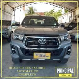 Toyota Hilux CD Srx 4x4 2019 - Garantia Fabrica