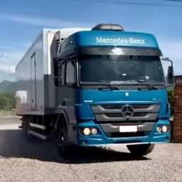 Mb atego 2430 altomatico/ refrigerado/2017
