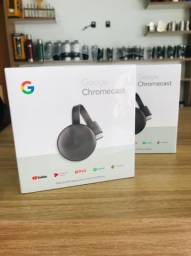 Receptor Chromecast 3 R$ 280,00