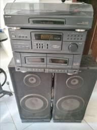 Toca discos Sony