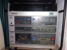 Sony Precise V10 80s Stereo Overview.