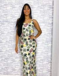 Título do anúncio: Vestidos Suplex Fit