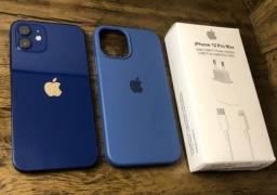 Título do anúncio: !!iPhone 12 IMPECAVEL! Ainda com garantia! 100% bateria