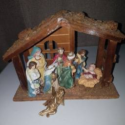 Enfeite de Decoração Nascimento de Jesus Cristo (Entrega Gratuita)