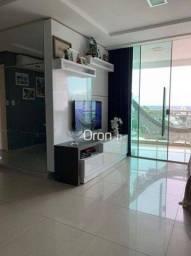 Título do anúncio: Apartamento com 2 dormitórios à venda, 95 m² por R$ 550.000,00 - Setor Nova Suiça - Goiâni