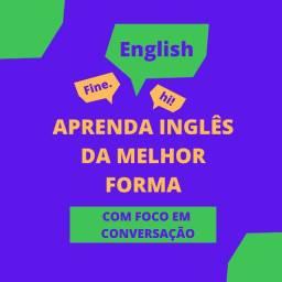 Título do anúncio: Aulas de Inglês