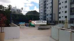 Apartamento com 2 dormitórios para alugar, 80 m² por R$ 1.800,00/mês - Pituba - Salvador/B