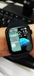 Smartwatch HW22 todo funcional! Top dos top! Faça e receba chamadas pelo seu Smartwatch!