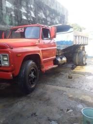Ford f14000 caçamba
