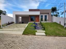 Casa com 3 dormitórios à venda, 137 m² por R$ 550.000,00 - Cajueiros (Itaipuaçu) - Maricá/