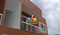 Apartamento para alugar, 70 m² por R$ 1.150,00/mês - Jardim Mariléa - Rio das Ostras/RJ