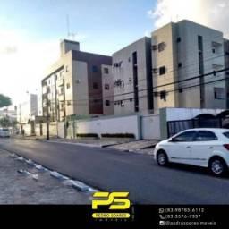 Apartamento com 2 dormitórios à venda, 62 m² por R$ 130.000 - Jardim Cidade Universitária