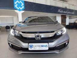 Novo Civic EXL 2.0 CVT 2020 apenas 1800km/Igual a OKm