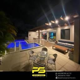 Casa com 4 dormitórios à venda, 350 m² por R$ 2.200.000 - Portal do Sol - João Pessoa/PB