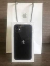 Vendo iphone 11 novo nunca usado