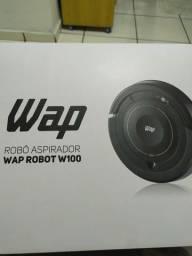 Robô aspirador Wap robot w100<br>- 400 reais