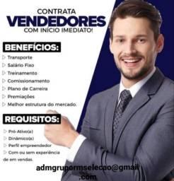 Vaga Para Vendedor(a)