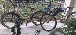 Vendo 2 bicicletas retro usada