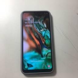 Título do anúncio: Vendo Samsung A10. Aceito cartão. Zap *