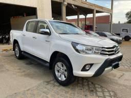 Título do anúncio: Toyota Hilux SR 2.8 Diesel 2017